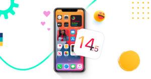 User consent – iOS 14.5 review à M+1 et les horizons Google 2022