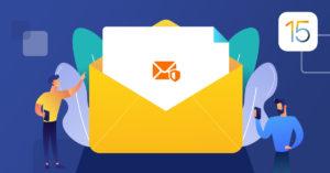 Email marketing : 5 étapes pour se préparer à iOS 15